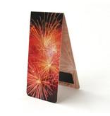 Magnetic Bookmark, Fireworks