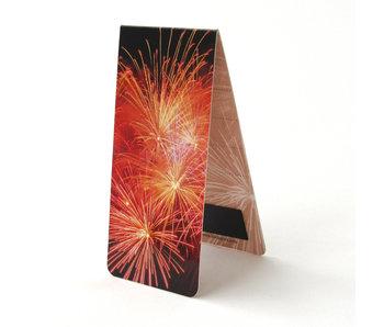 Marcador magnético, fuegos artificiales