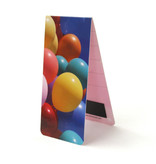 Marque-page magnétique, ballons