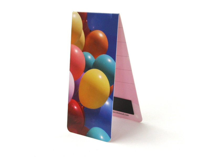 Magnetic Bookmark, Balloons