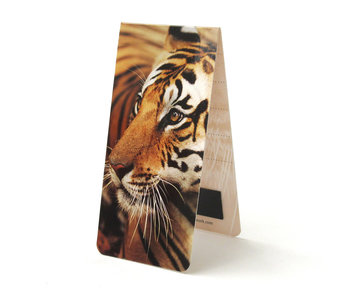 Magnetic Bookmark, Tiger