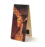 Magnetische Boekenlegger, Giraffe