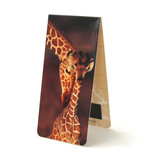 Magnetisches Lesezeichen, Giraffe