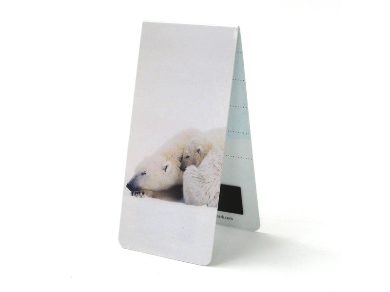 Magnetic Bookmark, Polar Bear
