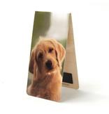 Magnetisches Lesezeichen, Hund