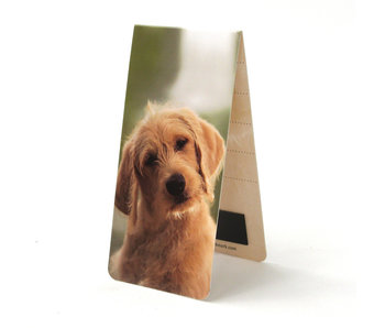 Magnetic Bookmark, Dog