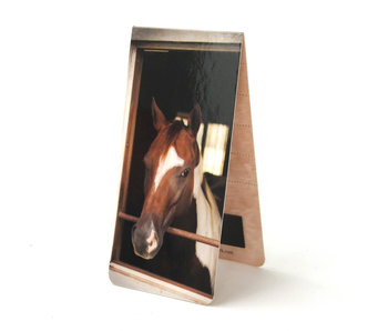 Magnetic Bookmark, Horse