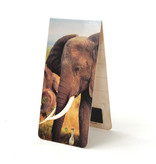 Magnetic Bookmark, African elephant