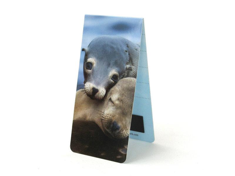 Magnetische Boekenlegger, Zeehonden