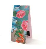 Magnetisches Lesezeichen, Lotus, Keramik