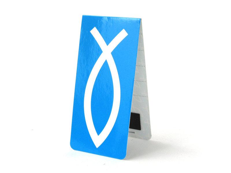 Magnetic Bookmark, Ichtus
