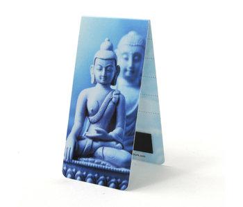 Marcapaginas Magnético, Buda, Meditación