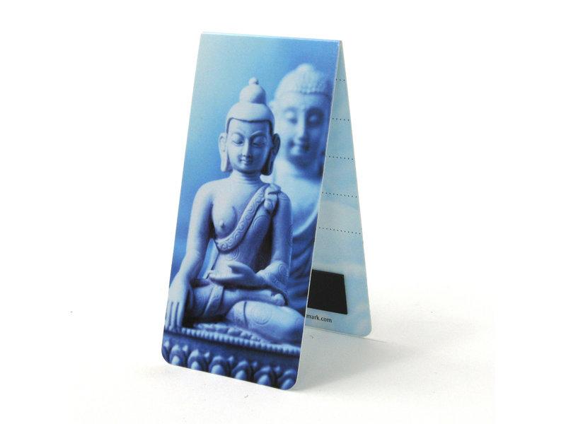 Marque-page magnétique, Bouddha, Méditation