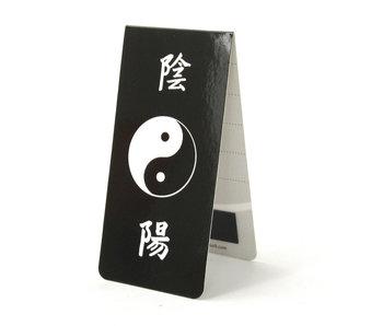 Marcapaginas magnético, Yig Yang