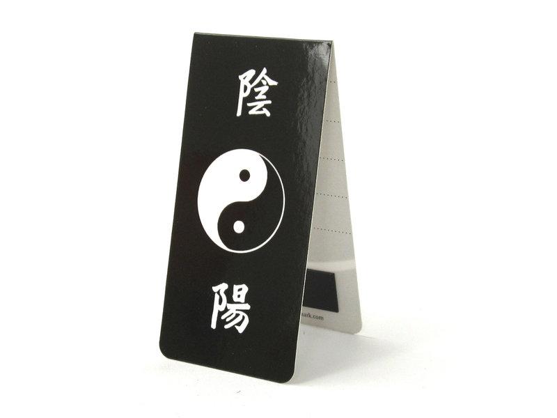 Magnetisches Lesezeichen, Yin Yang