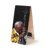 Magnetische Boekenlegger, Paus met scepter