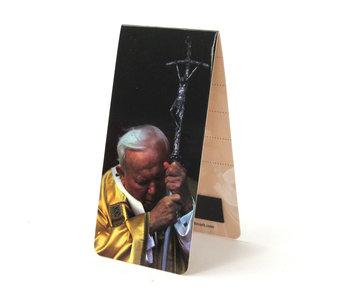 Marque-page magnétique, pape avec sceptre