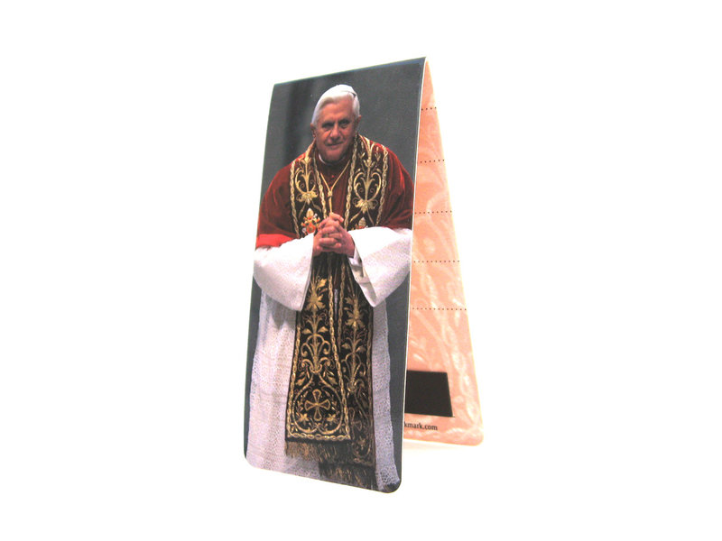 Magnetic Bookmark, Benedictus XVI