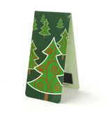 Magnetisches Lesezeichen, Weihnachtsbaum