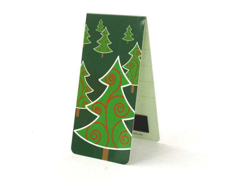 Magnetische Boekenlegger, Kerstboom