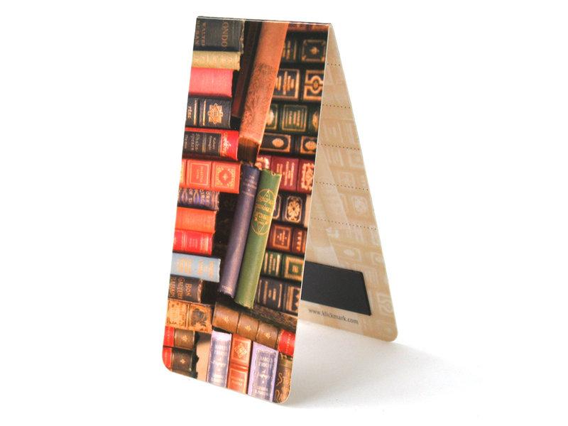 Magnetische Boekenlegger, Boeken
