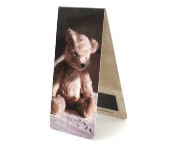 Magnetisches Lesezeichen, Teddybär, sitzend