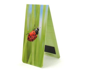 Magnetic Bookmark, Ladybug