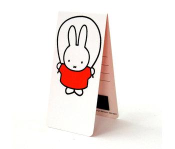 Marque-page magnétique, Miffy saute à la corde