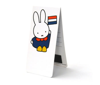 Magnetic Bookmark, Miffy in Holland