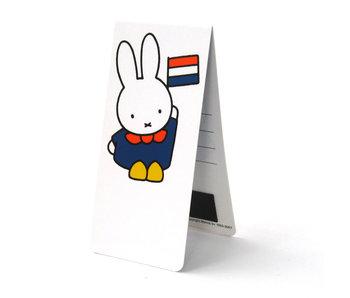 Magnetisches Lesezeichen, Miffy in Holland