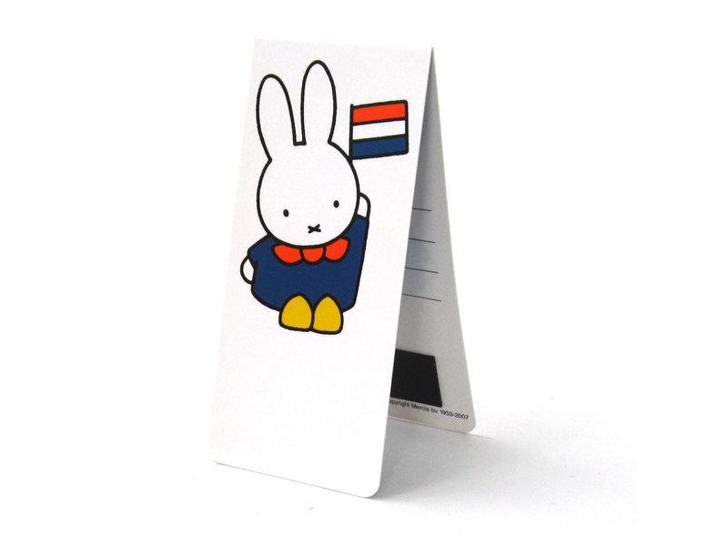 Marque-page magnétique, Miffy en Hollande
