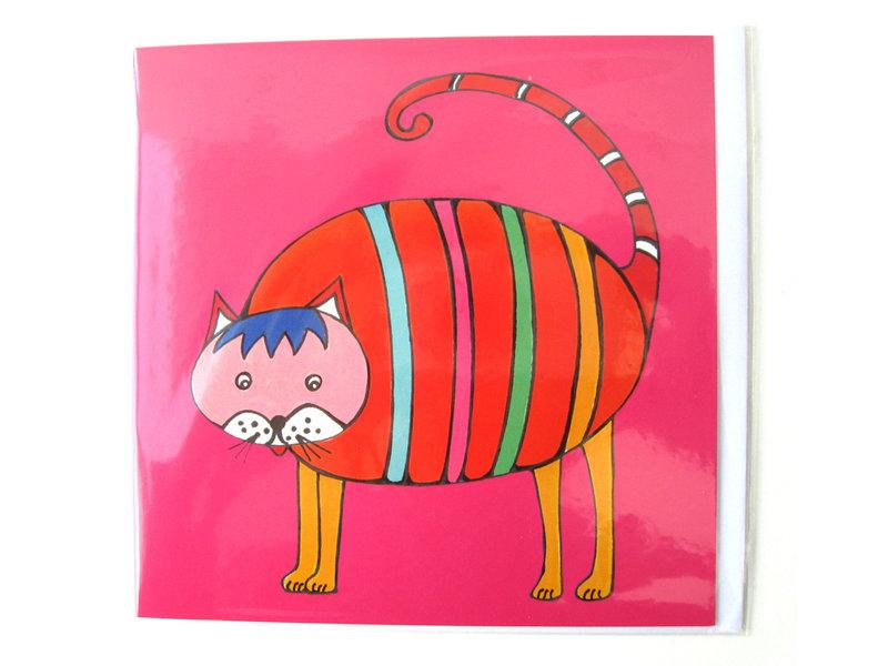 Cards CL, Cat, H.Simon / Illustration Arie