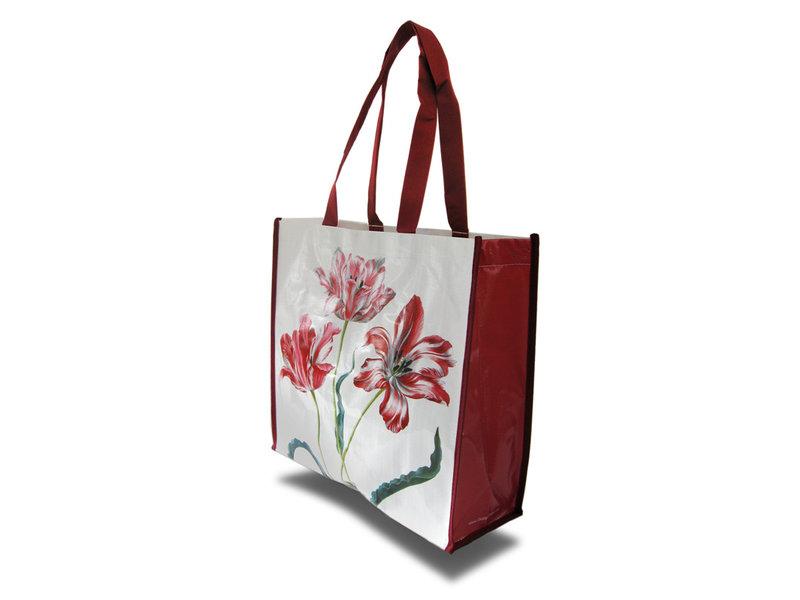 Shopper, Drie tulpen, Merian