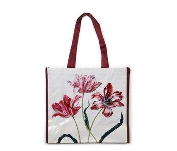 Shopper bag , Three tulips , Merian