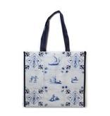 Shopper , Delft Blue Tiles