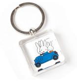 Porte-clés, Miffy conduit la voiture