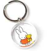 Porte-clés, Miffy avec ours en peluche
