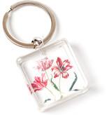 Sleutelhanger in geschenkverpakking, Drie tulpen, Merian