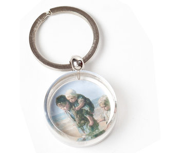 Keyring in giftbox, Children of the Sea, Israels