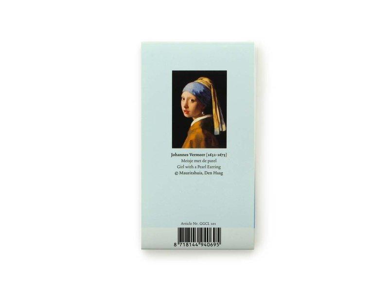 Gogonote, Meisje met de parel, Vermeer