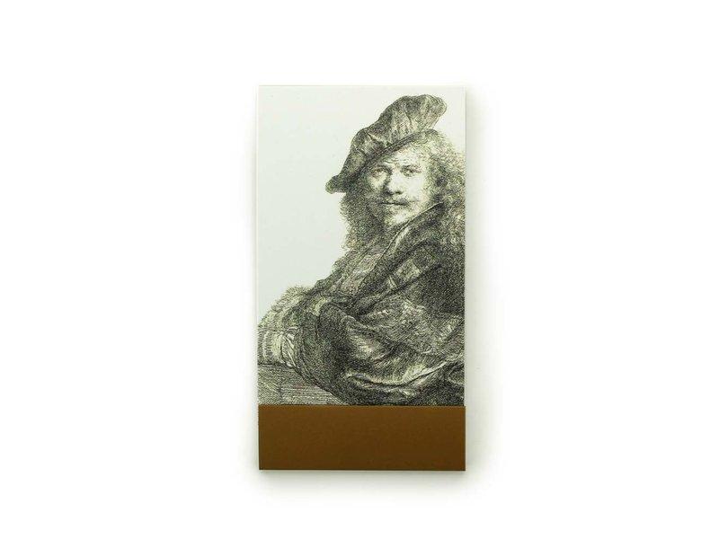 GoGoNotes,  Autoportrait, Rembrandt