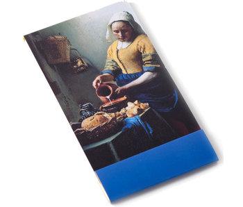 Notizbuch, Das Milchmädchen, Vermeer