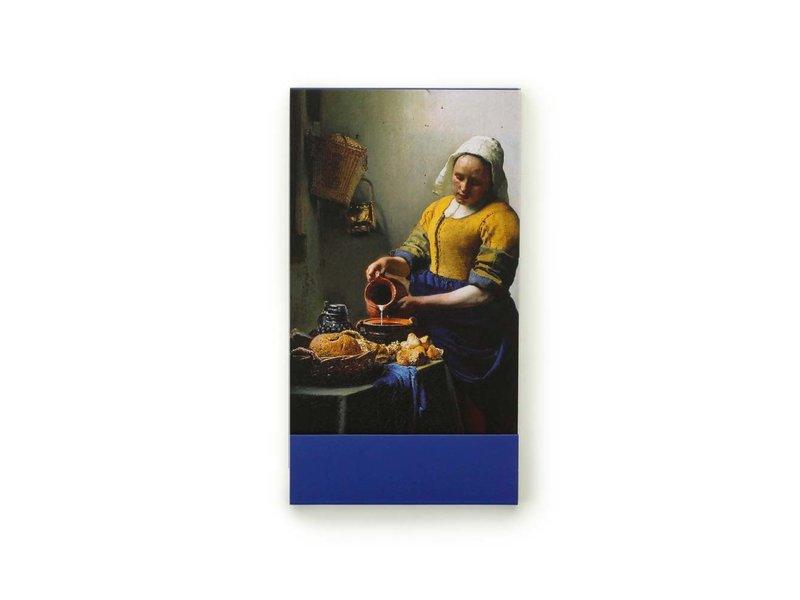 Carnet, La Laitière, Vermeer