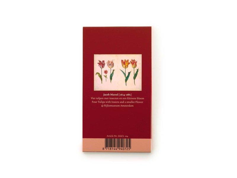 Gogonotes, Deux tulipes aux insectes, Marrel