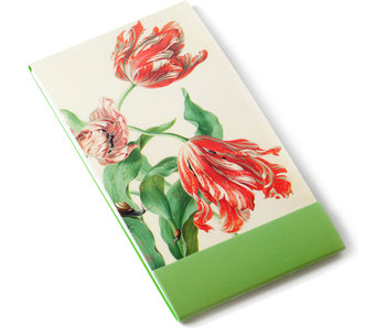 Notelet, Drie Tulpen,  Henstenburgh