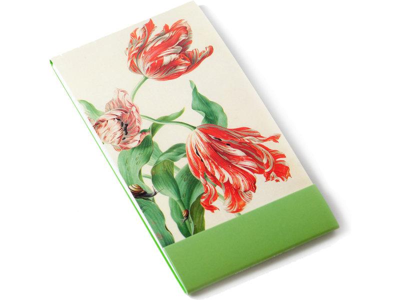 GoGoNotes, Trois tulipes, Henstenburgh