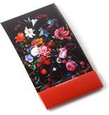 GoGoNotes, Vase avec fleurs, De Heem