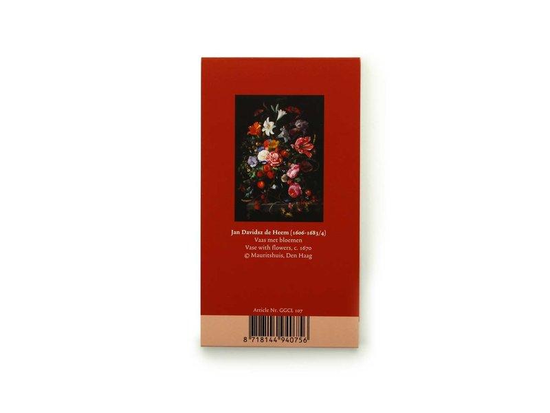 GoGoNotes, Florero con flores, De Heem