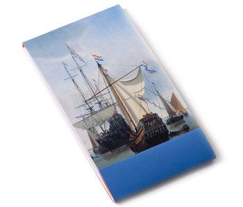 Notelet, Ships in the Roads, Van de Velde