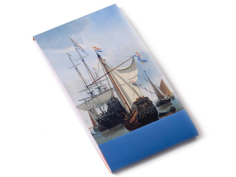 GoGoNotes, Navires, Van de Velde